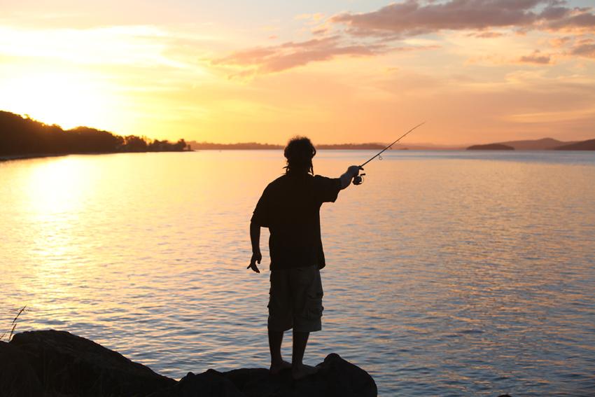 Fish Port stephens estuary charters fishing